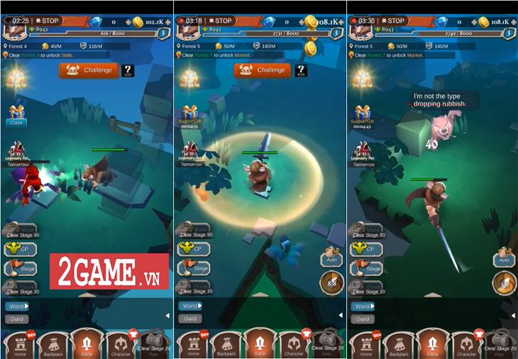 Top 6 game mobile màn hình dọc hay ho đáng để bạn trải nghiệm 5