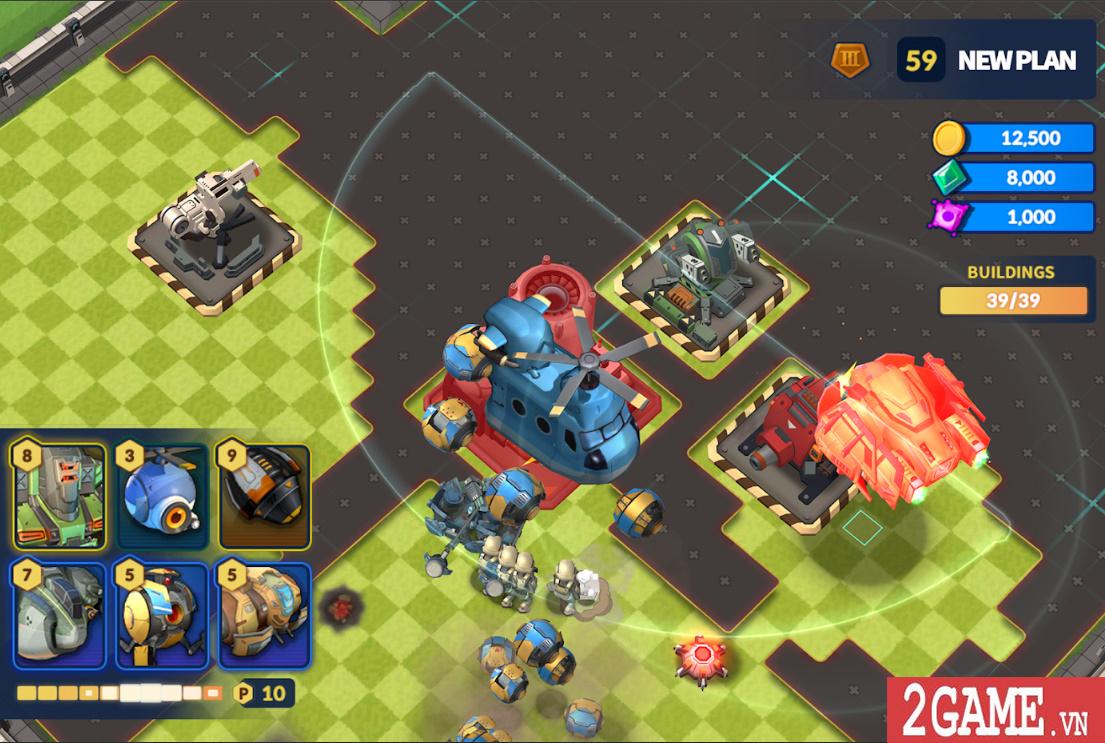 Top 9 game mobile online chiến thuật thả quân mà bạn không nên bỏ qua! 5