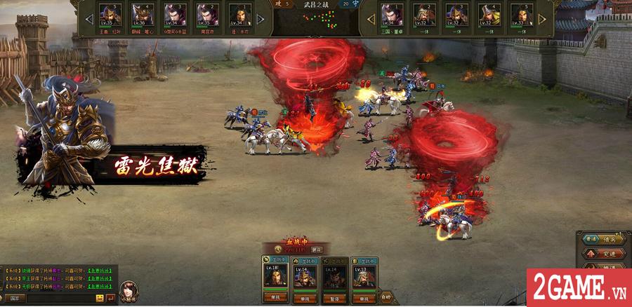 Webgame Loạn Tam Quốc cập bến Việt Nam, do CMN Online phát hành 3