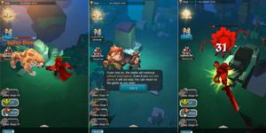 Hero Dash – Game mobile nhập vai màn hình dọc sở hữu đồ họa hoạt hình 3D vui nhộn