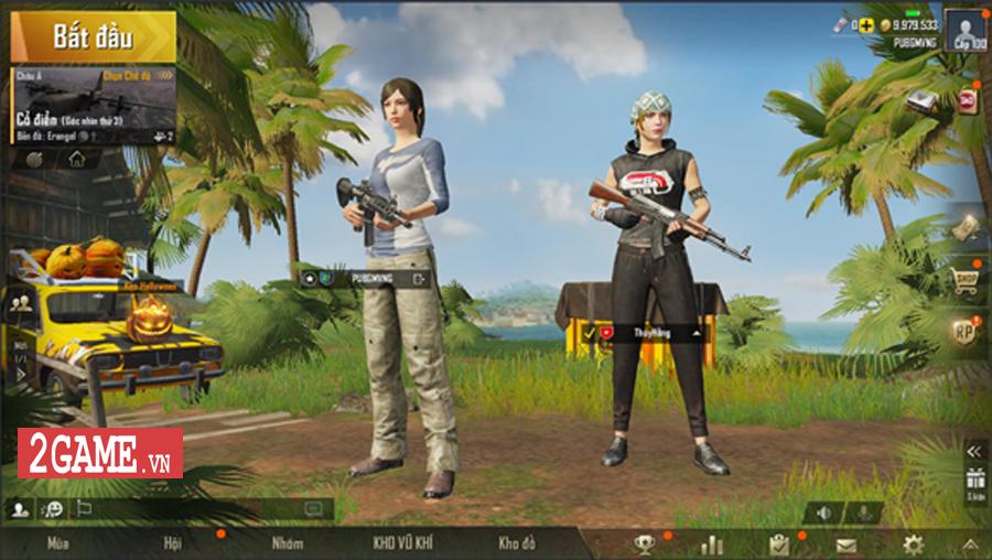 PUBG Mobile Việt Nam hé lộ những hình ảnh Việt hóa đầu tiên 1