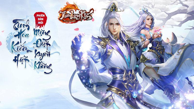 Thiên Long Kiếm Gamota tung update mới, tặng giftcode trị giá 500 nghìn VND 0