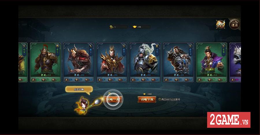 Webgame Loạn Tam Quốc cập bến Việt Nam, do CMN Online phát hành 5