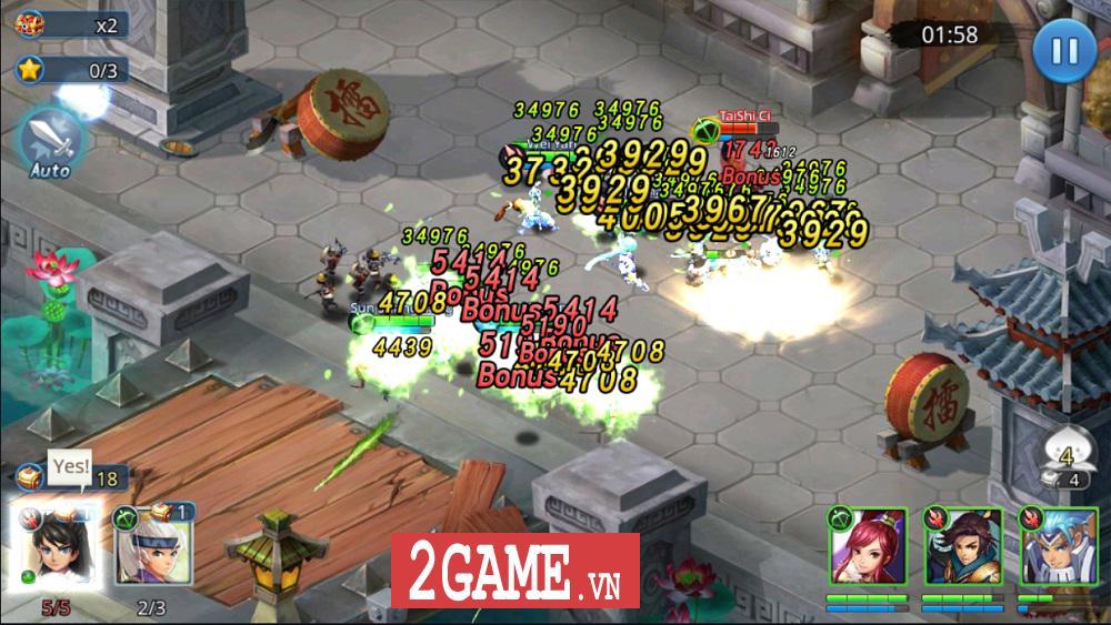 Chơi thử Đế Vương Bá Nghiệp Mobile: Đồ họa tuyệt đẹp, hệ thống chiến thuật có chiều sâu 10