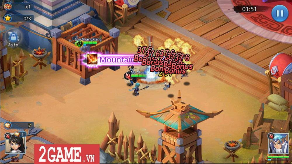 Chơi thử Đế Vương Bá Nghiệp Mobile: Đồ họa tuyệt đẹp, hệ thống chiến thuật có chiều sâu 3