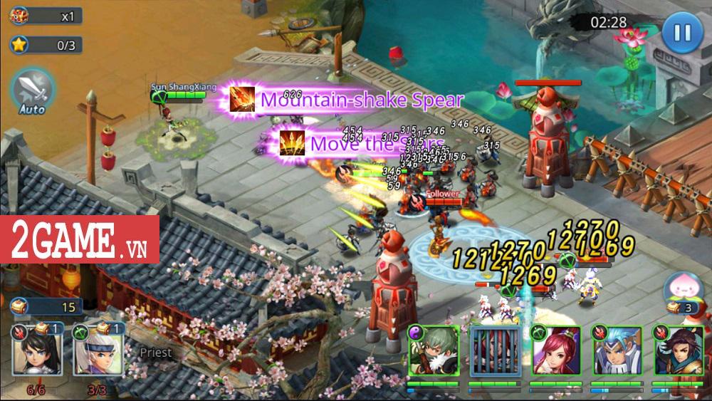 Chơi thử Đế Vương Bá Nghiệp Mobile: Đồ họa tuyệt đẹp, hệ thống chiến thuật có chiều sâu 6