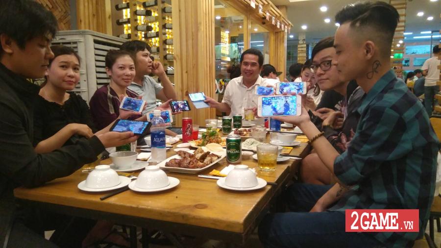 Fan Nhất Kiếm Giang Hồ Mobile cảm thấy ấm lòng khi đi đâu cũng gặp người chơi cùng 4