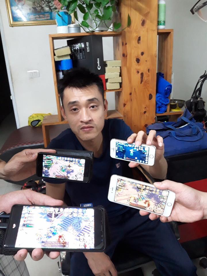Fan Nhất Kiếm Giang Hồ Mobile cảm thấy ấm lòng khi đi đâu cũng gặp người chơi cùng 10