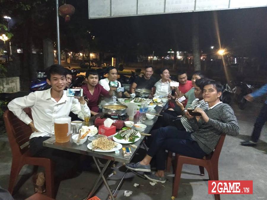 Fan Nhất Kiếm Giang Hồ Mobile cảm thấy ấm lòng khi đi đâu cũng gặp người chơi cùng 6