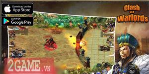Clash Warlords – Game chiến thuật Tam Quốc khá giống với huyền thoại Heroes 3