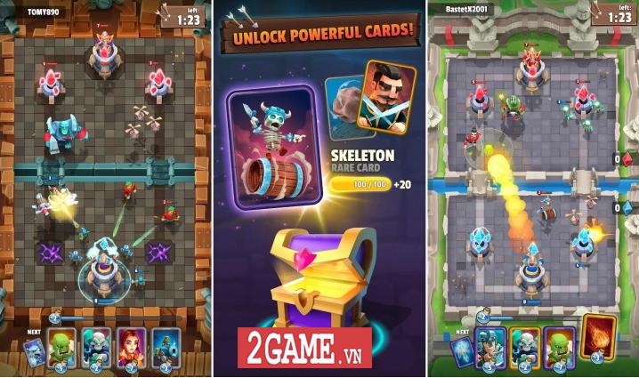 Top 9 game mobile online chiến thuật thả quân mà bạn không nên bỏ qua! 2
