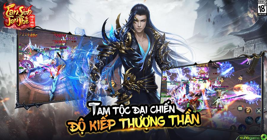 4 lý do khiến Tam Sinh Tam Thế Soha đang thu hút nhiều game thủ quan tâm 9