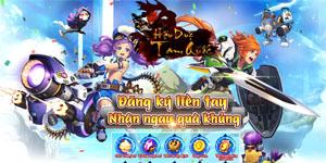 Tặng 888 giftcode game Hậu Duệ Tam Quốc: 3Q Đại Chiến