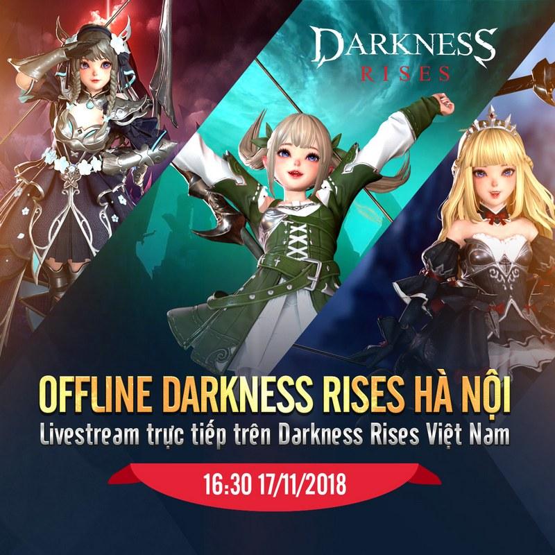 Darkness Rises Mobile chuẩn bị tung cập nhật khủng cùng nhân vật mới siêu bá đạo 3