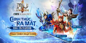 MU Awaken VNG – Người kế nhiệm của series MU chính thức trình làng cùng loạt sự kiện đặc sắc