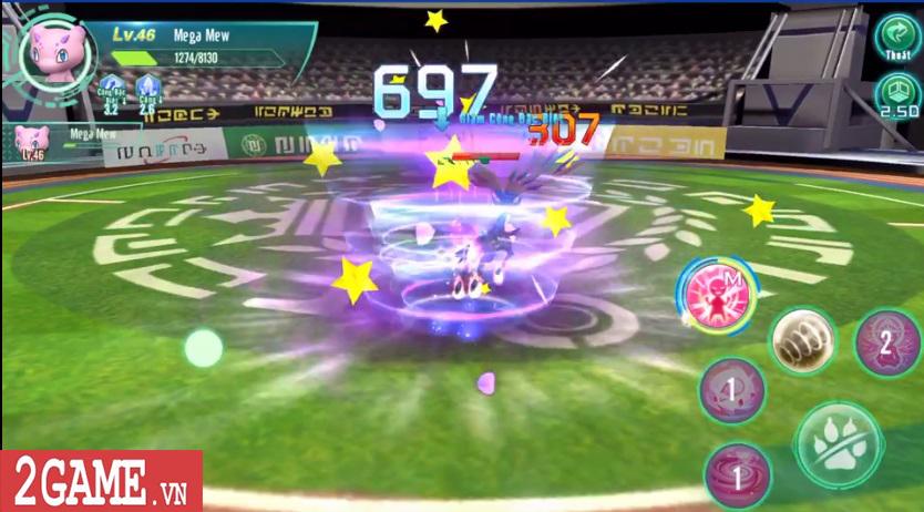 Làng Quái Thú – gMO đầu tiên cho phép người chơi tự tay điều khiển quái thú chiến đấu, hành động cực đã tay! 3