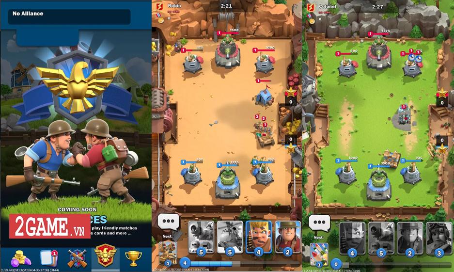Top 9 game mobile online chiến thuật thả quân mà bạn không nên bỏ qua! 1