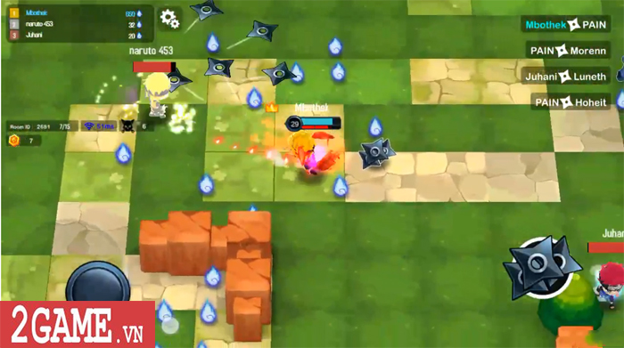 Top 10 game online mang phong cách hỗn chiến vô cùng vui nhộn 1