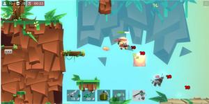 Bullet League – Game mobile sinh tồn sử dụng đồ họa 2D cuộn cảnh độc đáo