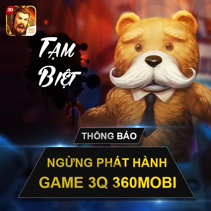 3Q 360mobi đóng cửa nhường lối cho Mobile Legends: Bang Bang VNG ra mắt 0
