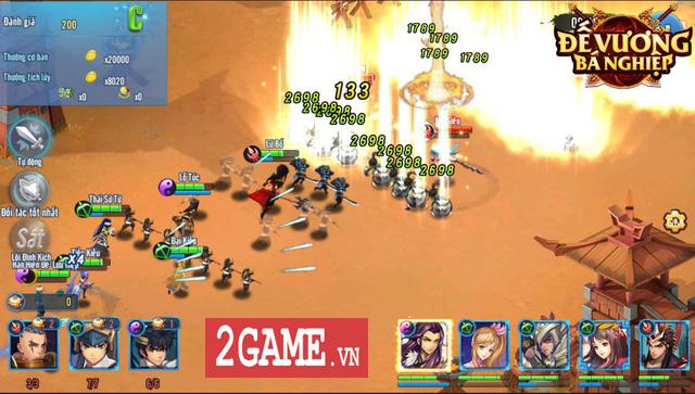 Top 9 game mobile online chiến thuật thả quân mà bạn không nên bỏ qua! 4
