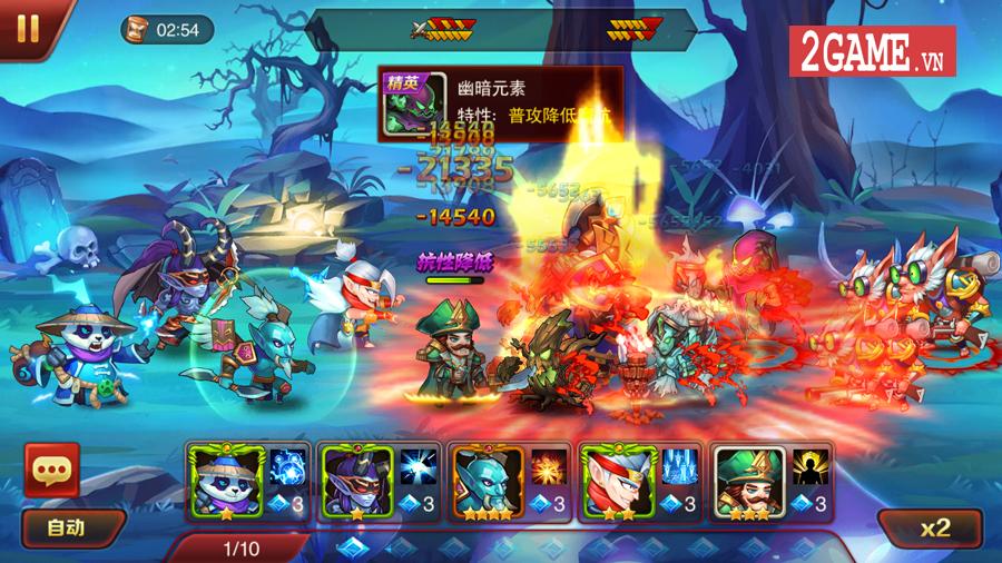 Thêm 7 tựa game online mới toanh cập bến làng game Việt trong cuối tháng 11 1