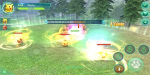 """Làng Quái Thú Mobile """"tấp nập"""" người và Pokemon ở cả 3 server trong ngày đầu ra mắt"""