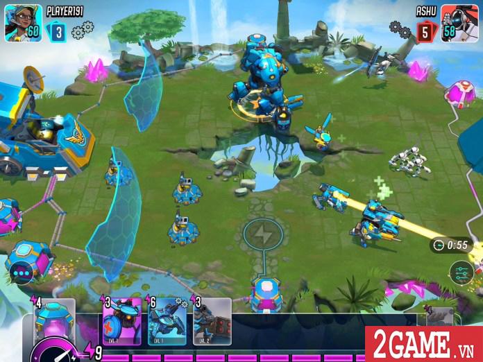 Top 9 game mobile online chiến thuật thả quân mà bạn không nên bỏ qua! 0