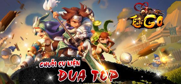 Những lý do khiến Tam Quốc GO giữ vững TOP 1 dòng game Tam Quốc trên mobile 8