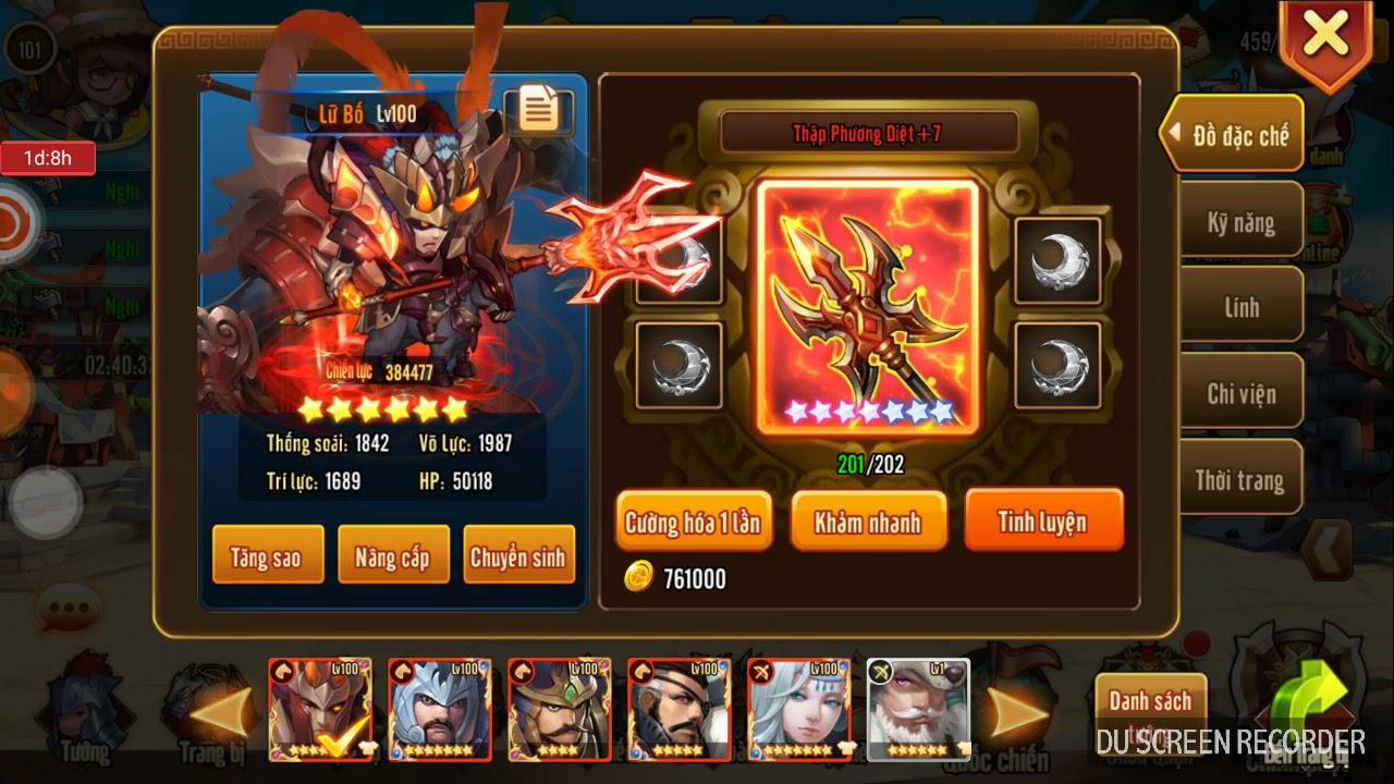 Những lý do khiến Tam Quốc GO giữ vững TOP 1 dòng game Tam Quốc trên mobile 6