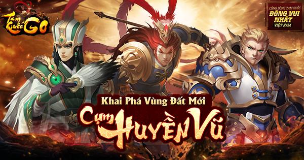 Những lý do khiến Tam Quốc GO giữ vững TOP 1 dòng game Tam Quốc trên mobile 7