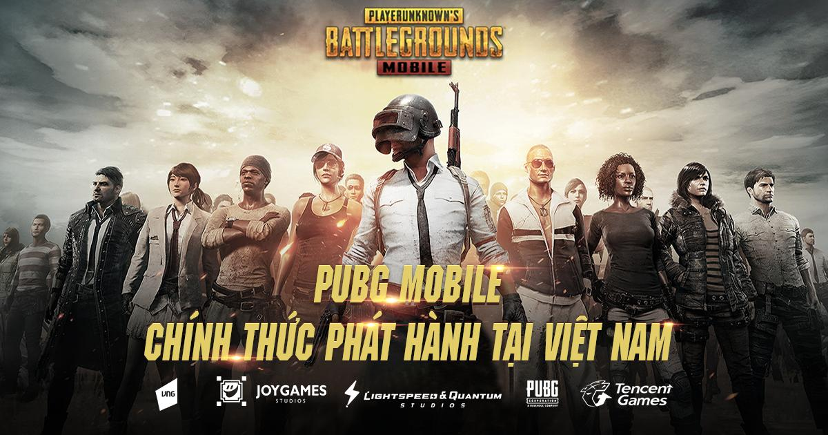 PUBG Mobile Việt Nam chính thức mở tải trên Google Play và App Store 0