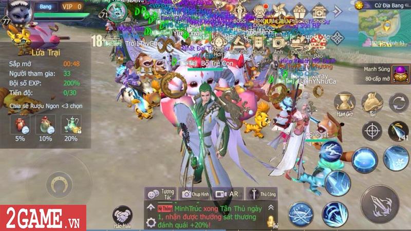 Game thủ Liệt Hỏa VNG hào hứng với sự kiện