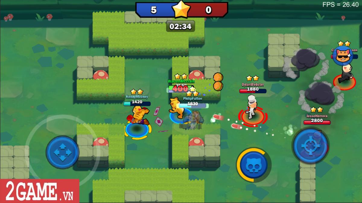 Top 10 game online mang phong cách hỗn chiến vô cùng vui nhộn 0