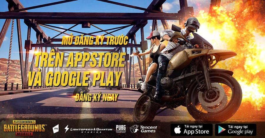 PUBG Mobile Việt Nam chính thức mở tải trên Google Play và App Store 3