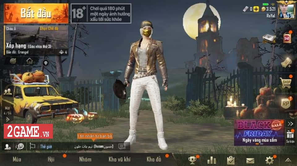 Game thủ PUBG Mobile Việt Nam hào hứng khi được tìm hiểu chuyên sâu hơn về game 7