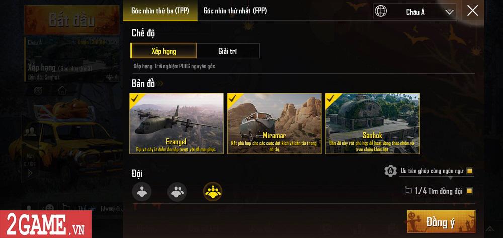Trải nghiệm PUBG Mobile Việt Nam - Việt hóa chỉn chu, tính năng nguyên bản quốc tế 1