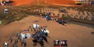 Ngọa Long Truyện Mobile khiến cộng đồng mê mẩn vì là game SLG nhưng đồ họa quá đẹp