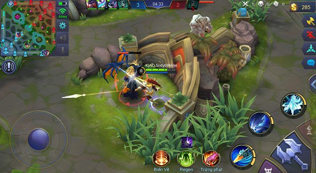 Tặng 333 giftcode Mobile Legends: Bang Bang VNG 0