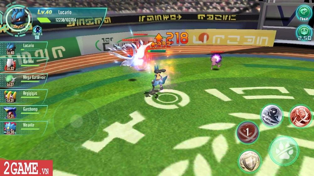 Làng Quái Thú Mobile tái hiện một thế giới Pokemon chân thực đúng như mong đợi của người chơi 1