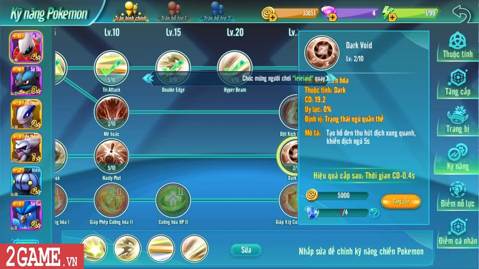 Làng Quái Thú Mobile tái hiện một thế giới Pokemon chân thực đúng như mong đợi của người chơi 5