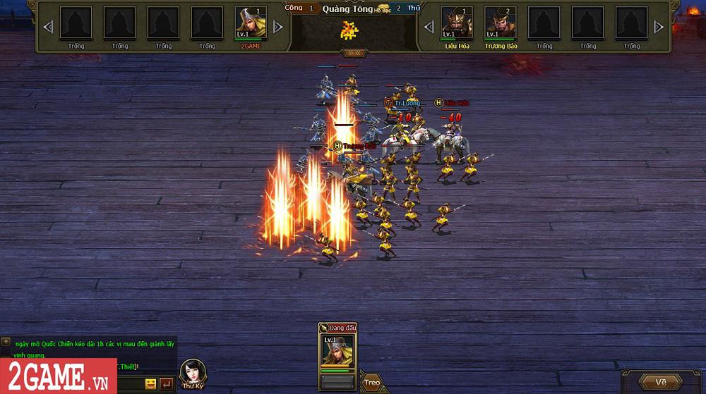 Sự xuất hiện của Loạn Tam Quốc giúp game thủ có webgame chiến thuật hay ho để chơi 3