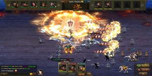 Sự xuất hiện của Loạn Tam Quốc giúp game thủ có webgame chiến thuật hay ho để chơi