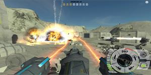 Mech Battle – Game chiến robot sở hữu đồ họa vô cùng đẹp mắt và hoành tráng