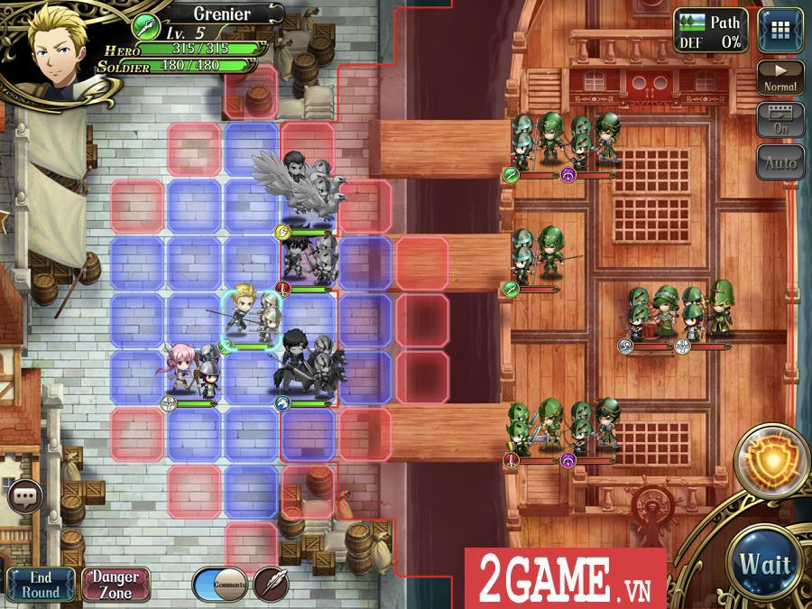 Langrisser Mobile - Game chiến thuật J-RPG tiến hành thử nghiệm 2
