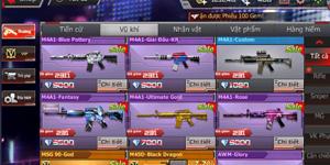 Crossfire Legends tung ra shop giảm giá lên đến 90% vào ngày BlackFriday