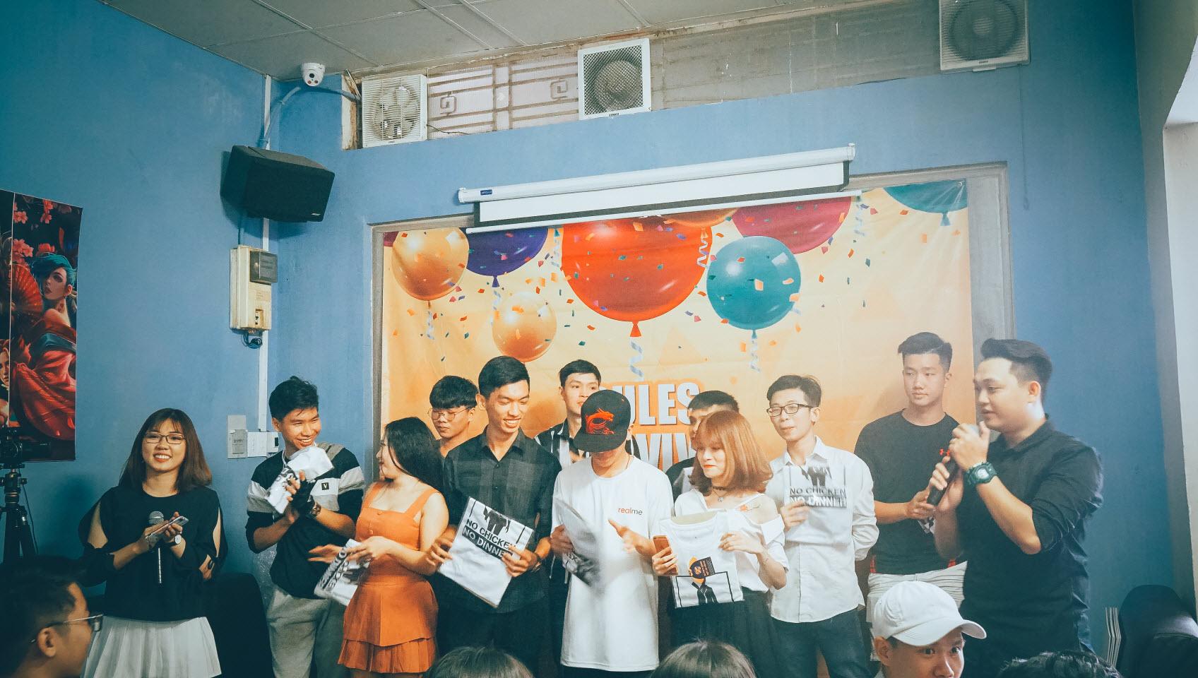 Cộng đồng Rules of Survival tổ chức offline mừng sinh nhật tại Hồ Chí Minh 8