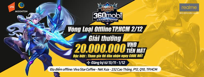 Mobile Legends: Bang Bang VNG tung ra giải đấu khủng sau 10 ngày ra mắt 4