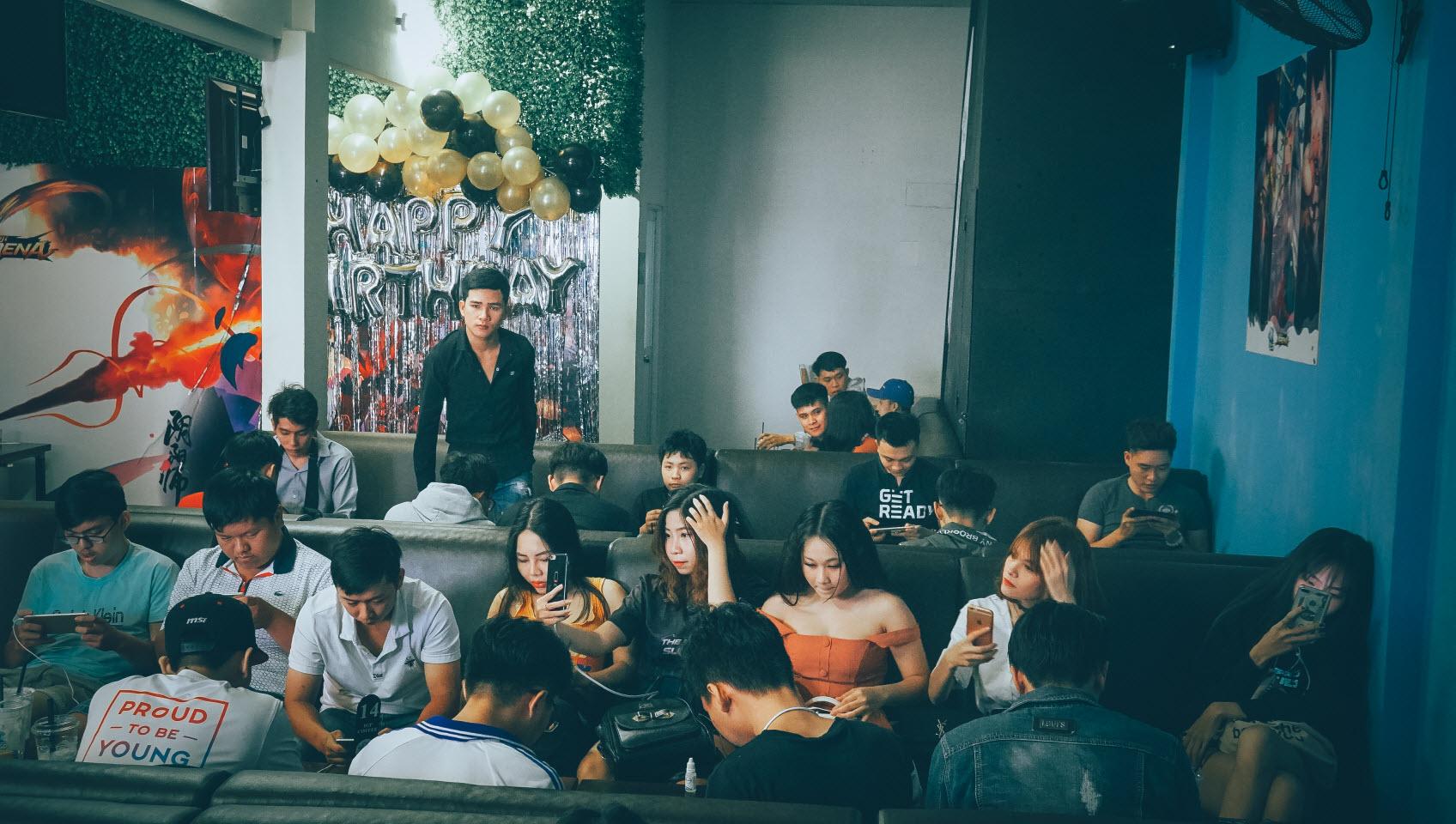 Cộng đồng Rules of Survival tổ chức offline mừng sinh nhật tại Hồ Chí Minh 3