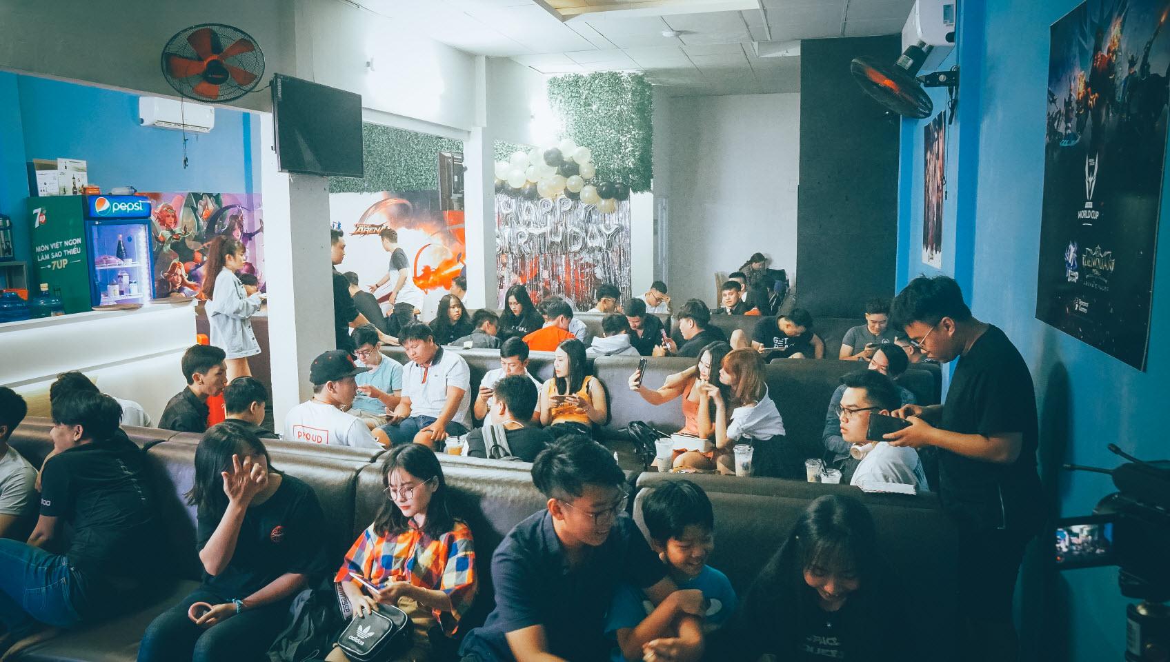Cộng đồng Rules of Survival tổ chức offline mừng sinh nhật tại Hồ Chí Minh 5